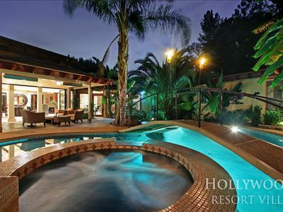 Photo for Hollywood Hills Oasis w/ Pool, Hot Tub, & Grill