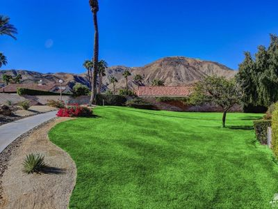 Photo for Quiet gem in South Palm Desert, excellent location.