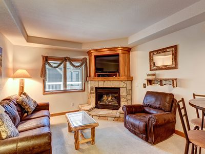 Photo for Perfect Breckenridge Ski-In/Out Location, 3 Blocks from Downtown, Heated Garage!