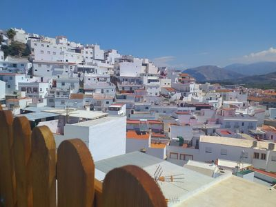 Photo for House with views to the sea and the mountains. Very close to the city of Granada and Malaga
