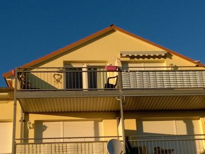 Photo for Beautiful maisonette with a south-facing balcony