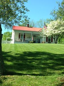 Photo for Liberty Farm - Historic farm house w/pool; sleeps 7
