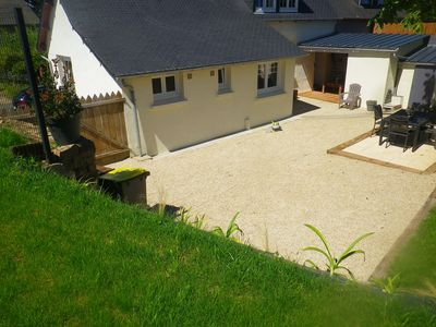Photo for HOUSE 1,5 KM FROM THE SEA
