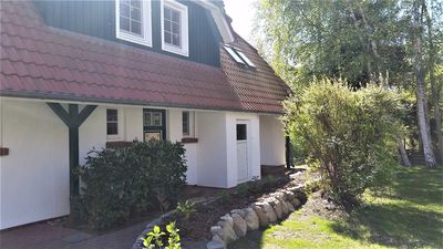Photo for comfortable holiday home half for max. 6 persons, sauna, WLAN, terrace