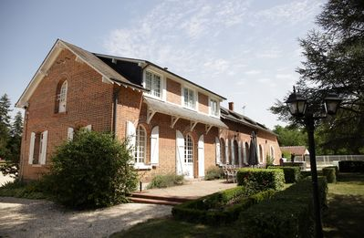 Photo for rental in Sologne: large house for 15 persons with all comfort