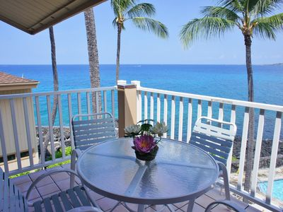 Photo for Beautifully furnished & upgraded 1 bed, 1 bath Ocean View value season $109/nt