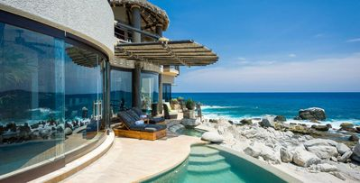 Photo for Casa Arrecifes- 4bd ocean view villa with jacuzzi and pool in Cabo San Lucas