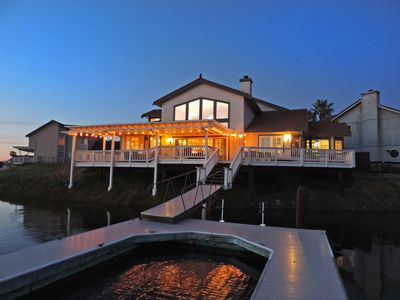 Premier Deep Waterfront Home With Private Dock!!!!