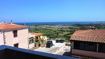 Photo for Stone house Mona panoramic sea view on 2. Floors