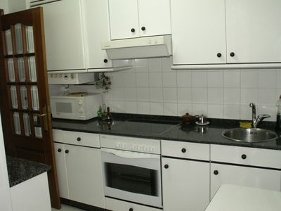 Photo for Flat in La Coruña with three bedrooms and two bathrooms