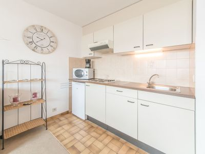 Photo for Cosy apartment for 2 people with WIFI, TV, balcony and pets allowed