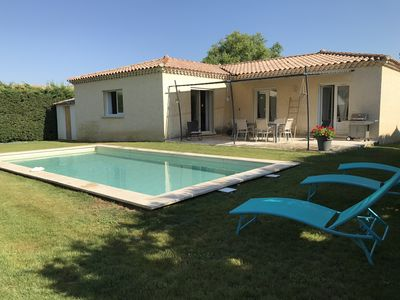 Photo for Villa Zenitude classified 4 stars near St-Remy de Provence