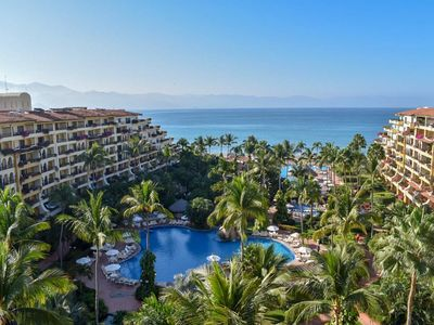 Photo for Beautiful 2 Bedroom Condo at Velas Vallarta