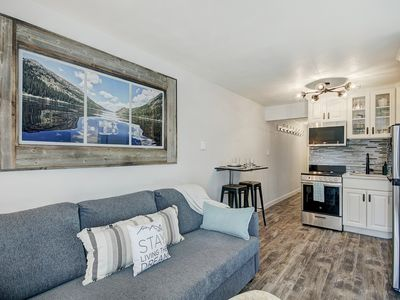 Photo for New Listing! Dtown Diamond in the Rough! Steam Shower & Parking!