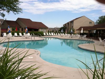Photo for Pool & Hot Tub,  Great location-  Discounted Rates in September & October!