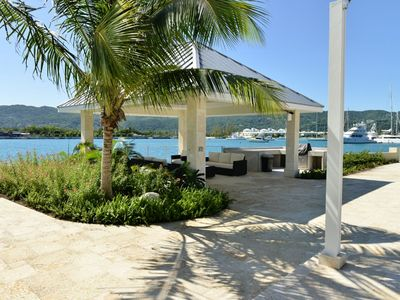 Photo for Luxury Oceanfront Townhouse - Montego Bay Jamaica!