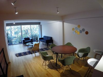 Photo for Stylish apartment in the center of Condesa.