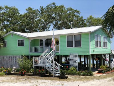 Super 3Br House Vacation Rental In Cedar Key Florida 2533036 Home Interior And Landscaping Ologienasavecom