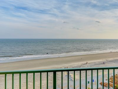 Photo for Breathtaking, Captivating Oceanfront Condo
