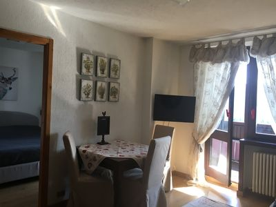 Photo for Bright apartment in the center of Sestriere