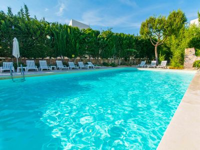 Photo for Santa Luzia Mar - One bedroom apartment with pool view