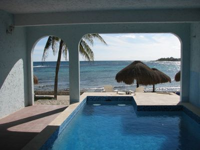 Photo for Beautiful Condo in Akumal - Great Location for Snorkelers