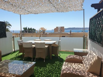 Photo for Lovely townhouse for rent with sea views