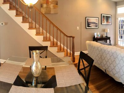 Photo for ⭐️Charming 3bd⭐️Art Museum Area⭐️Patio