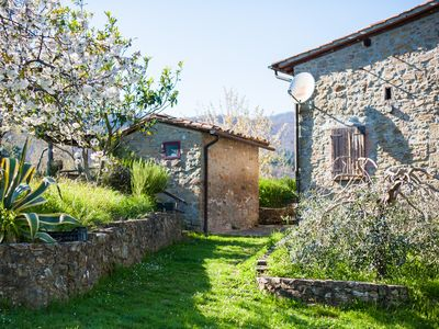 Photo for Casale La Bella Toscana_ Ancient Farmhouse with private pool_stunning views