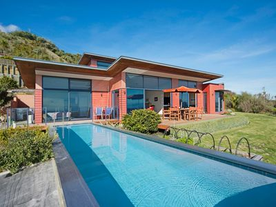 Photo for Modern Home with stunning panoramic Views