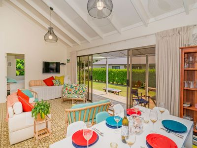 Photo for Bay Coast Happy Place - Cooks Beach Holiday Home