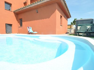 Photo for HOUSE ON THE COSTA BRAVA WITH PRIVATE POOL - WIFI FREE