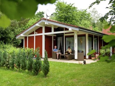 Photo for Holiday home on a holiday park with a private terrace.