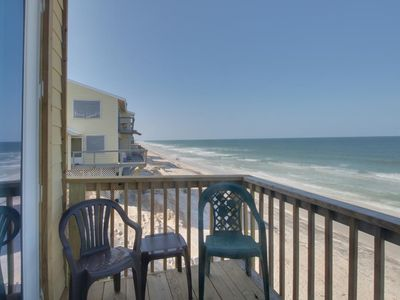 Photo for Dog-friendly, waterfront condo w/ beach access & views - snowbirds welcome