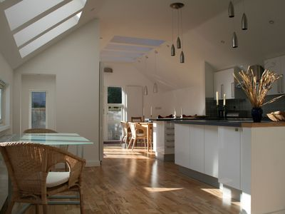Photo for Historical, contemporary family home in Anstruther, Sleeps 10