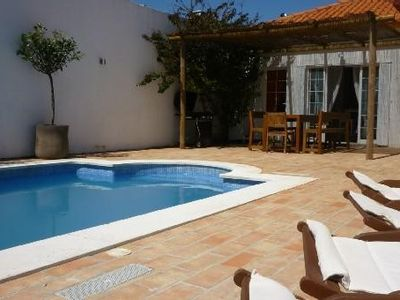 Photo for villa in Cascais with pool, 2 km from the famous beach of Guincho