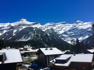 Photo for 2 and a half apartment in Les Diablerets