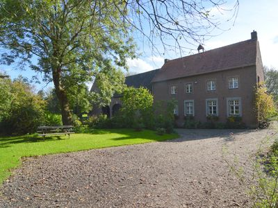 Photo for Monumental square farmhouse in the South Limburg town of Klimmen.