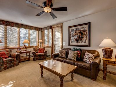 Photo for Perfect Fam Ski-in/out Next to Pool, Restaurants, Gondola, & Base; Free Shuttle