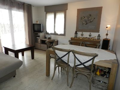 Photo for Nice apartment near Lake Annecy mountain view