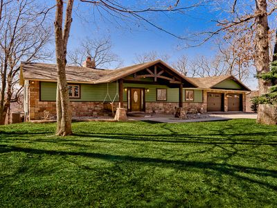 Photo for Your Ozark Family Hideaway Awaits You On Beaver Lake