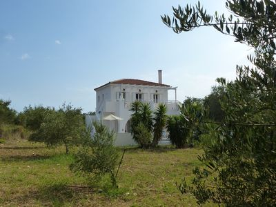 Photo for Villa Rimampela- Lake Kournas-3 Bed Villa with private pool set in olive groves
