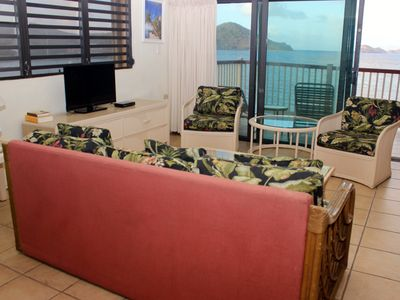 Waterfront near pool/beach. Lower $ available for longer stays. B10