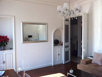 Photo for Penthouse Apartment in the center of Cannes, sleeps 8