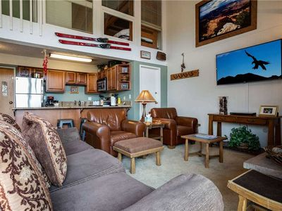 Photo for Beautiful Steamboat Condo with Private Location and Hot Tub.