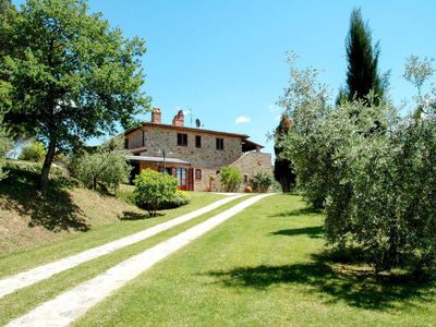 Photo for Apartment Agriturismo Malagronda (CDL821) in Lago Trasimeno - 6 persons, 2 bedrooms