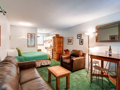 Photo for Affordable Mountain Lodging, Wi-Fi, Hot Tubs, Parking for 1 Car