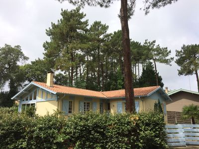 Photo for PRETTY HOUSE WITH GARDEN IN THE HEART OF HOSSEGOR