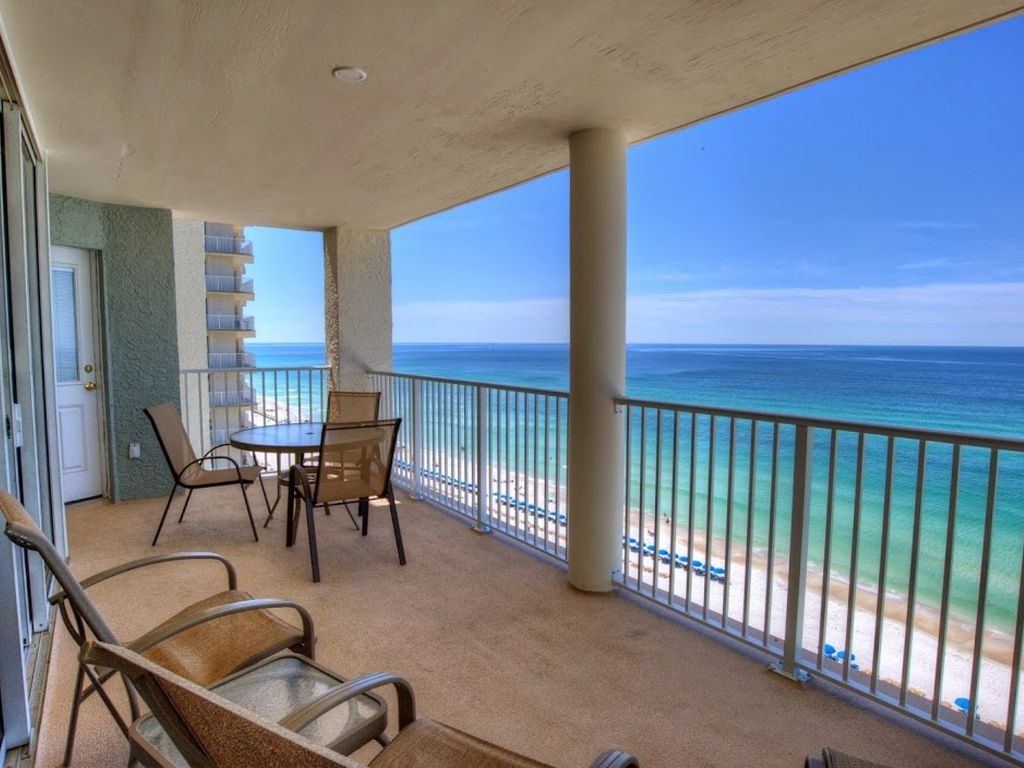 2 Bedroomgulf View Condo With Balcony Access From Both Bedrooms Plus Free Wifi And Free Fun