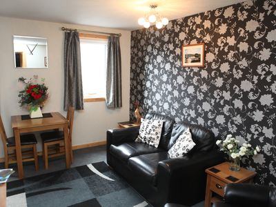 Photo for Castleyards Apartment 1 - A Modern One Bed Apartment in Kirkwall Town Centre